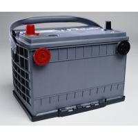China High Temperature Resistant 70Ah Lead Acid Car Battery 12v  size 260*172*225mm on sale