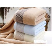Buy cheap Soft Durable Household Terry Cotton Bath Towels Super Absorbent from Wholesalers