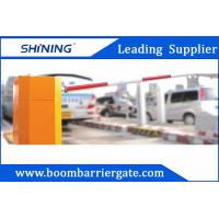 Quality A3 Security Automatic Toll Gate For 40km/H Car Can Increase Vehicle Throughput for sale