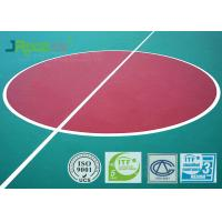 Quality Sports Training Ground Basketball Court Flooring , Synthetic Sports Flooring For for sale