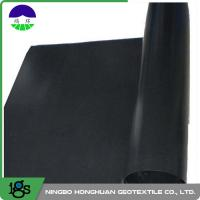 Quality 1.25mm HDPE Geomembrane Liner Ultra Tech Flexible Geomembrane For Subway wholesale