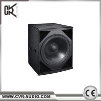 China Active 10 inch pa speaker Q-10BP made in China CVR Pro Audio Factory on sale