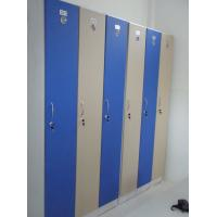 Buy cheap Red / Yellow / Blue 4 Layer Changing Room Lockers Sturdy / Durable For Swimming from wholesalers