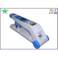 Buy cheap 5Kg Portable Footwear Testing Equipment / Leather Softness Tester IULTCS. IUP 36 from wholesalers