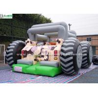 Buy cheap Commercial ATV Slide Inflatable Games For Children Outdoor Use from Wholesalers