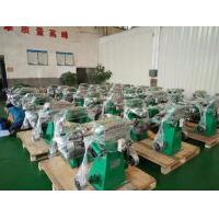 Quality Semi Auto Energy Saving Grinding And Polish Machine For Metal Wood Glass Brass wholesale