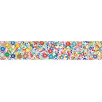 Buy cheap 2x12.25 Inches Rulers 3D Lenticular Printing Service With Multicolored Spinning Wheels from Wholesalers