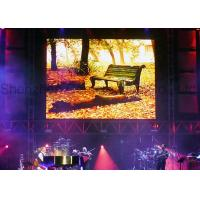 Quality P5mm 640x640 Die Casting Aluminum LED Panel Outdoor SMD3535 Full Color Rental LED Display for Events with Flight Case wholesale