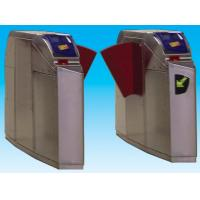 Buy cheap Flap barrier security gate barrier with intelligent management for pedestrian access from Wholesalers