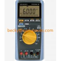 Buy cheap High Precision Accuracy Yokogawa TY520 Digital Multimeters 3.5 digit LCD Display 3 Year Warranty from Wholesalers