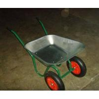 Buy cheap two-wheels wheelbarrow from Wholesalers