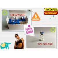 Buy cheap Mass Muscle Lyophilized Powder 2mg / vial CJC-1295 DAC Human Peptides For Builder from Wholesalers