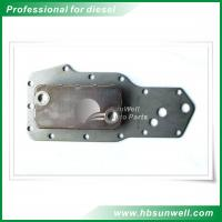 Buy cheap Genuine Dongfeng Cummins 6L Diesel engine part Oil Cooler Core 3966365 from wholesalers
