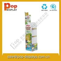 Buy cheap Corrugated Cardboard Display Stands / Carton Display Stands For Shop from Wholesalers