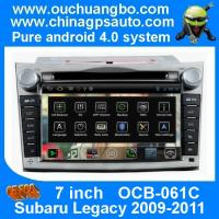 Buy cheap Ouchuangbo Auto Stereo Android 4.0 for Subaru Legacy 2009-2011 Car GPS Navigation iPod ATV BT S150 Sytem OCB-061C from Wholesalers