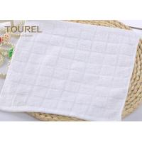 Buy cheap Custom 100% Cotton Washcloth Yarn-Dyed or Jacquard Face Towel from Wholesalers