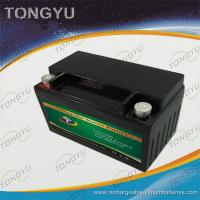 Buy cheap Racing Lithium Ion LiFePO4 Starter Battery 12V 5AH 240A CCA One Year Warranty from Wholesalers