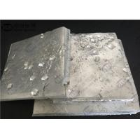 Buy cheap Aluminum-scandium master alloy AlSc2% AlSc5% AlSc10% AlSc12% for making aircraft wings from Wholesalers