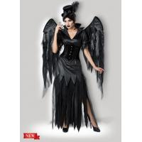 Buy cheap Midnight Raven 1138 Womens Halloween Costumes Dress In Black With Size XS To XXXL from Wholesalers