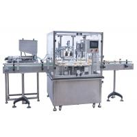 Buy cheap Coconut Oil Filling Edible Oil Packing Machine Automatic Bottled Compact Structure from Wholesalers