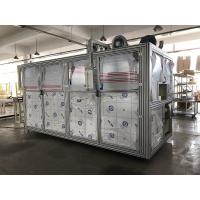 Buy cheap Full Servi  Full Servo Baby Diaper Machine / Adult Diaper Wrapping Machine from Wholesalers