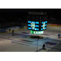 Buy cheap P10 Stadium LED Screen High Brightness 3906dots/sq m Waterproof from Wholesalers