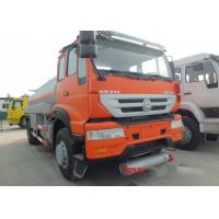 China SINOTRUK Oil Tank Truck 8-12CBM for oil transportation 4X2 LHD Euro3 190HP on sale
