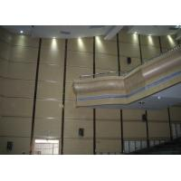 Buy cheap Soundproof Wooden Grooved Acoustic Panel , Acoustic Wood Wall Panels from Wholesalers