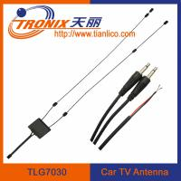 Buy cheap active car tv antenna with amplifier/ active uhf vhf tv signal amplifier TLG7030 from wholesalers