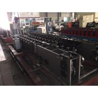 Buy cheap Full Automatic High Sided CT Cable Tray Manufacturing Machine With PLC Interface from Wholesalers
