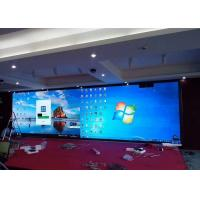 China High Definition, High Resolution, High Brightness Led Video Wall with a Video Splicing & Splitting Function on sale
