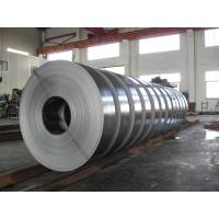 Buy cheap High Quality Hot Dipped Galvanized Steel Strip Coil (GI strip) for Rolling C Z Profile Purlin from Wholesalers