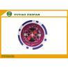 11.5g Purple Strips ABS Poker Chips Luxury Poker Chips Value 500