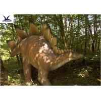 Buy cheap Robotic Sightseeing Realistic Dinosaur Models , Life Size Dinosaur Models  from Wholesalers