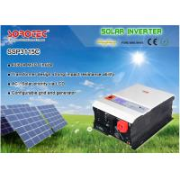 Buy cheap Off Grid 1 - 6KW 6000W 24V Solar Power Inverters System ISO9000 from wholesalers