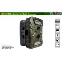 Buy cheap 12MP Night Visible Hunting Trail Camera With IP Video Camera from Wholesalers