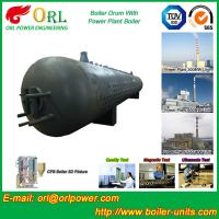 Buy cheap Metallurgical Industry Mud Drum Fire Tube For Condensing Gas Boiler from Wholesalers
