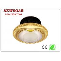 Buy cheap factory direct sell gold trim led downlighter 15w in middle east from Wholesalers