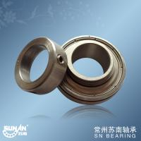 Buy cheap Stainless Steel 1 Inch Food Machinery Bearing With Lock Collar SSA205-16 from wholesalers