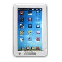 7inch HD Touch, E-book Reader, MP5 Game Player