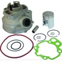 Buy cheap AM6 Engine Component Motorcycle Cylinder Kit , Aluminum Alloy Cylinder Kit from Wholesalers