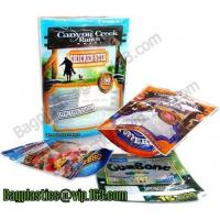 Buy cheap Gusset bags, gusset pouches, quad seal bags, flexible packaging, vacuum packaging bags from Wholesalers