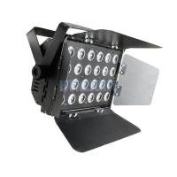 Buy cheap indoor 24 * 10 Watt RGBW 4 in1 LED Theatre Spot Lights / Led Stage Spotlights from wholesalers
