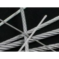 Buy cheap Galvanized Steel IWS 7x19 Aircraft Cable  /  Vinyl Coated Wire Rope from Wholesalers