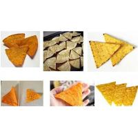 Buy cheap Food Processing Plant Machinery , Chips Making Machine Stainless Steel 304 Material from wholesalers