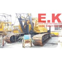 Buy cheap 50ton tracked Japanese  P&H lattice boom crawler crane (5055) from Wholesalers