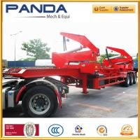 Buy cheap XCMG brand 37T side lifter trailer, 20ft 40ft side loader trailer for sale from wholesalers