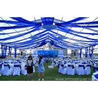 Quality Clear Fabric Aluminum Alloy Profile Outdoor Party Tents Rustless Frame And Waterproof Cover wholesale