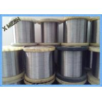 Buy cheap Fine Galvanized Binding Wire , Stainless Steel Welding Wire Plain Surface from wholesalers