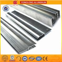 Buy cheap Acid Resistant Anodized Aluminum Profiles Smooth Edges For Trains Machinery from Wholesalers